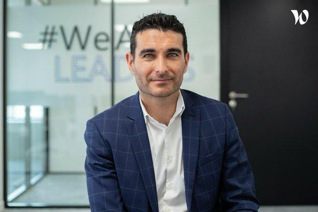Rencontrez Baptiste, Directeur de la Business Unit performance RH - EPSA tax & innovation