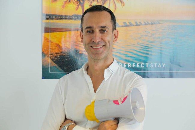 Rencontrez Stéphane, Directeur Production - PerfectStay