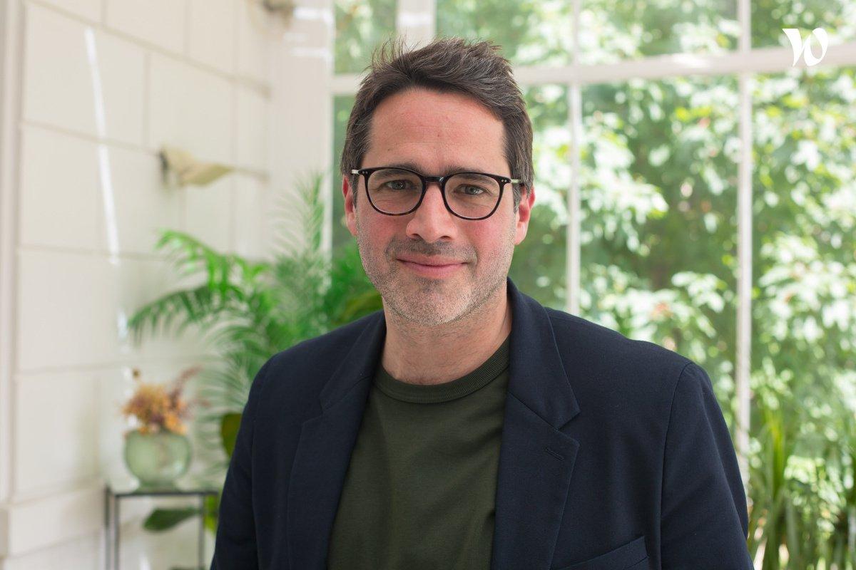 Meet Romain, CEO - MANGOPAY