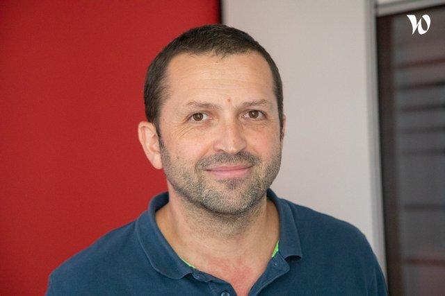 Rencontrez Yann, Architecte logiciels -chef de projet iDocteur - Active Développement