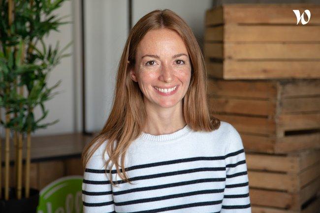 Rencontrez Marjolaine, Senior Brand and Communications Manager  - HelloFresh