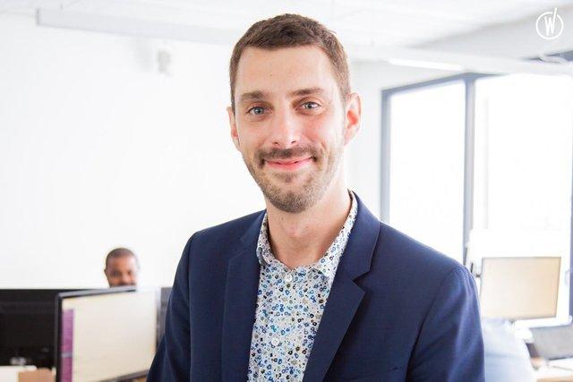 Rencontrez Jérôme, CTO - Mediakeys