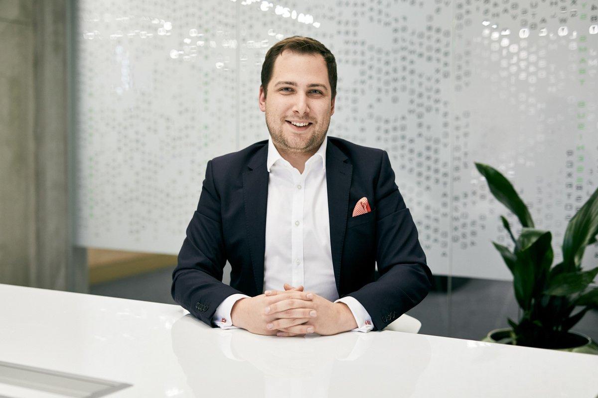 Jiří Bosák, Head of Corporate Services Team - ASB Group