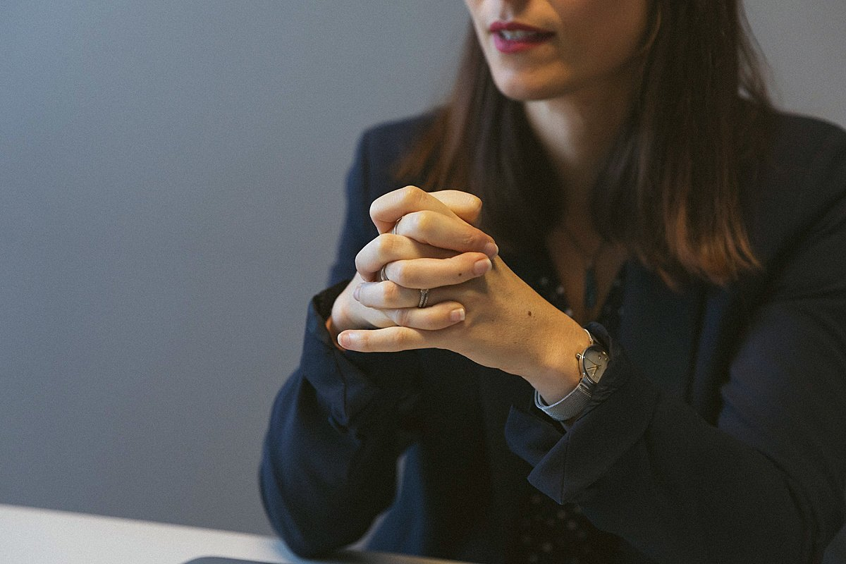 The extra pressure women face during job interviews