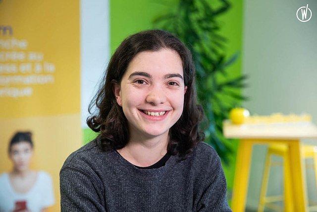 Rencontrez Héloise, Chef de projet Business Transfo au Pôle Data – DNUM - La Poste