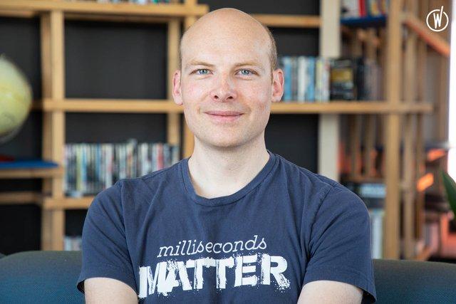 Rencontrez Julien, CTO & Co-Founder - Algolia