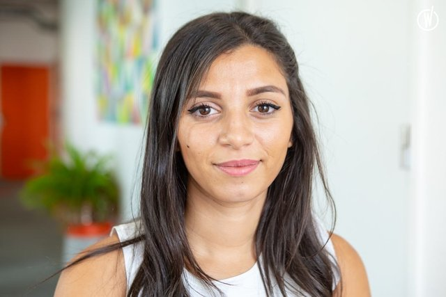 Rencontrez Sabrina, Commerciale - Les Ripeurs