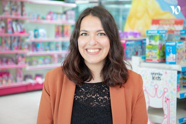 Rencontrez Mélissa, Chef de produits  - Wdk Groupe Partner