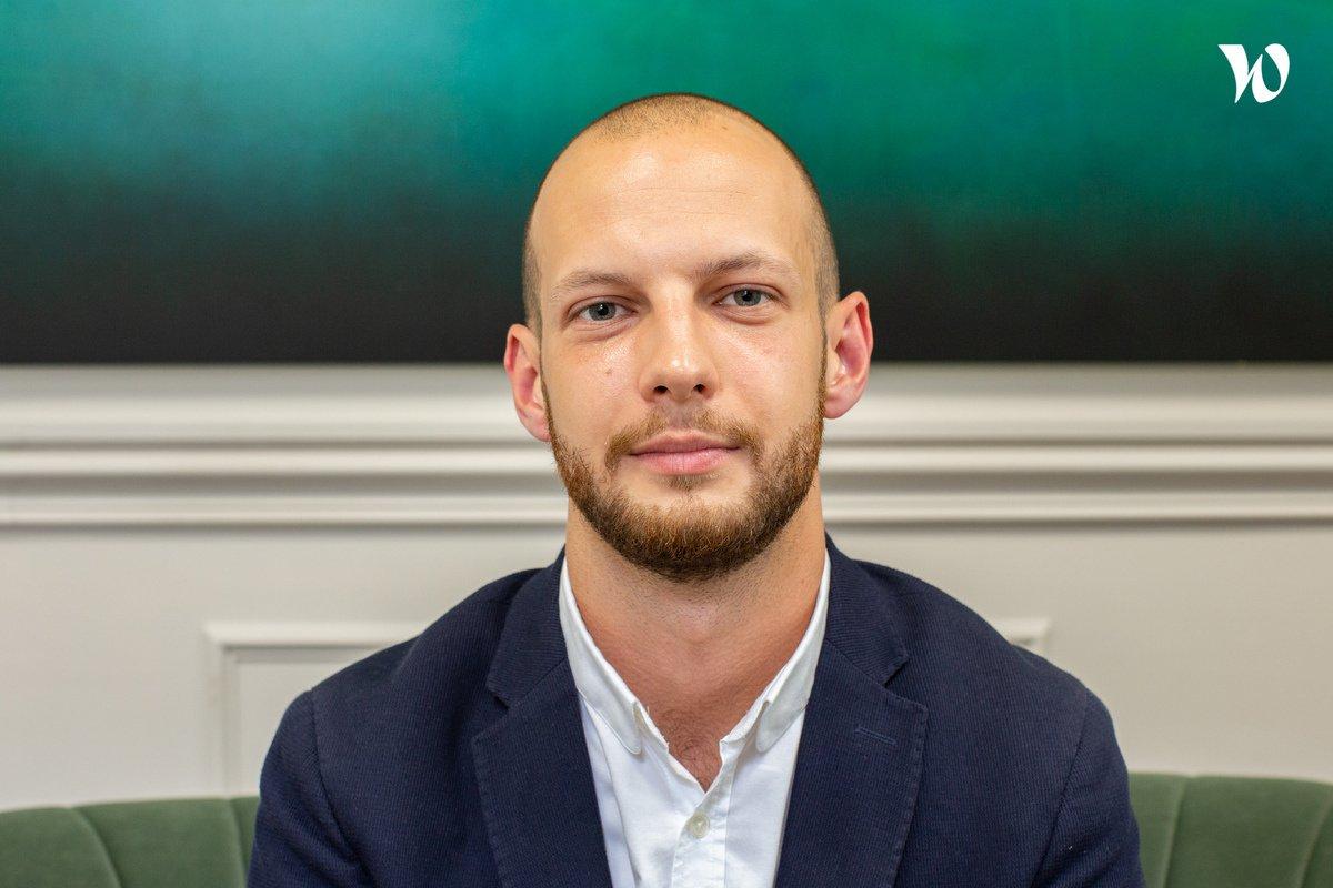Rencontrez Thomas, Head of Talent - Dream Catcher Sales