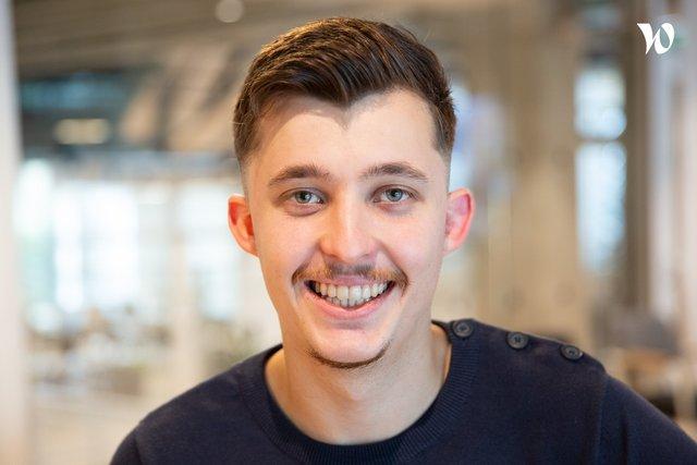 Rencontrez Louis , Quality Analyst - WeFiiT