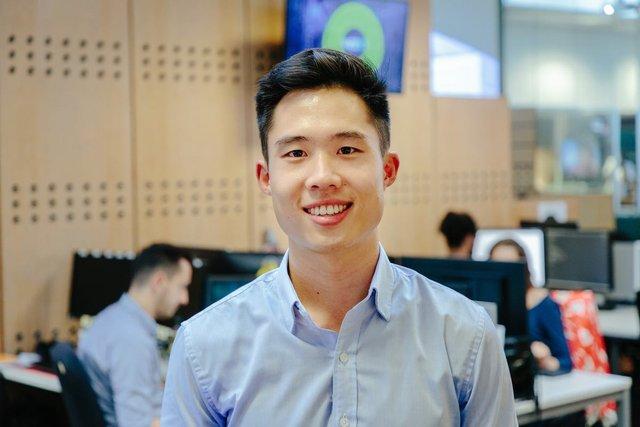 Meet Robert, Solutions Engineer - Wezen