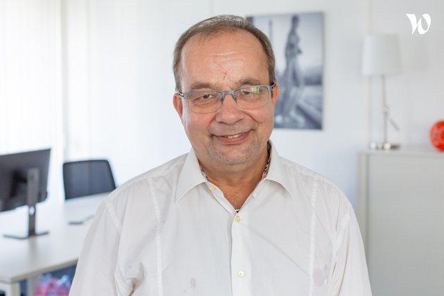 Rencontrez Denis, Directeur Général - Groupe Ingena