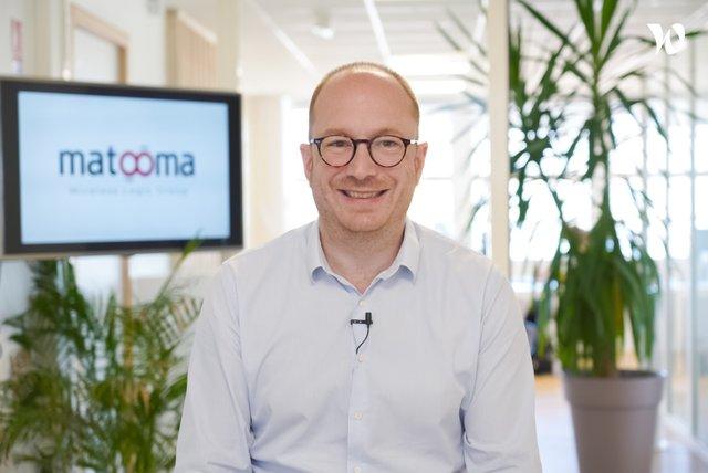 Rencontrez Frédéric, Managing Director France - Matooma
