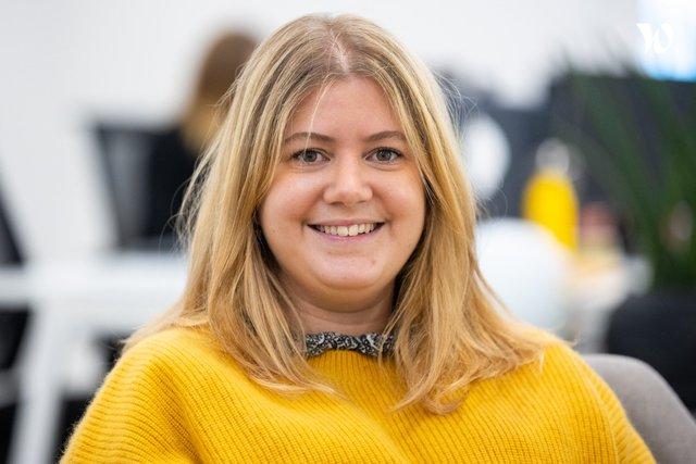 Rencontrez Camille, Export Manager - Wholesales - IZIPIZI