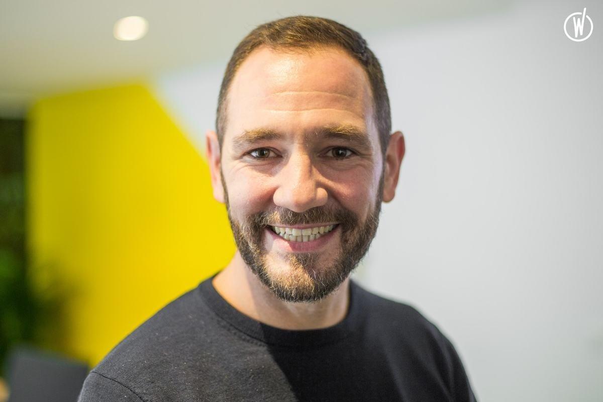 Rencontrez Arnaud, Fondateur et CEO - Big Bag 'n Go