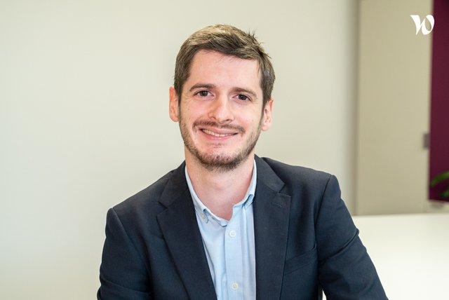 Rencontrez Yohan DESCHAMPS, Responsable de l'accompagnement au changement - Banque Populaire Alsace Lorraine Champagne