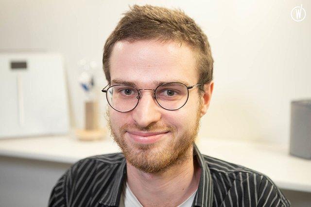 Rencontrez Hugo, FullStack Dev - Withings