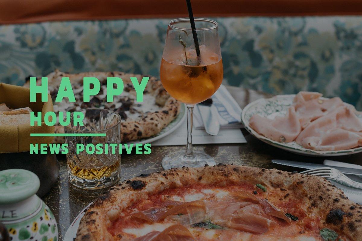 Happy hour : les 4 actus positives du jeudi 30 mai