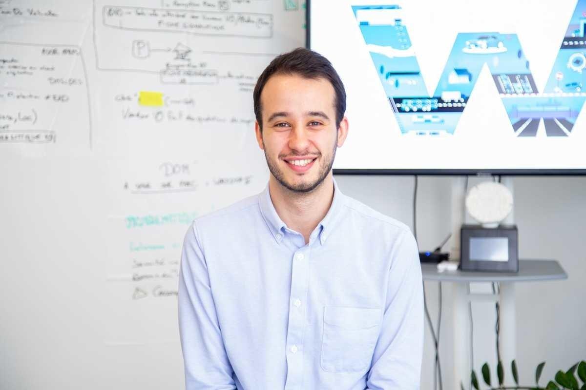 Rencontrez Etienne, Directeur du produit - WeProov