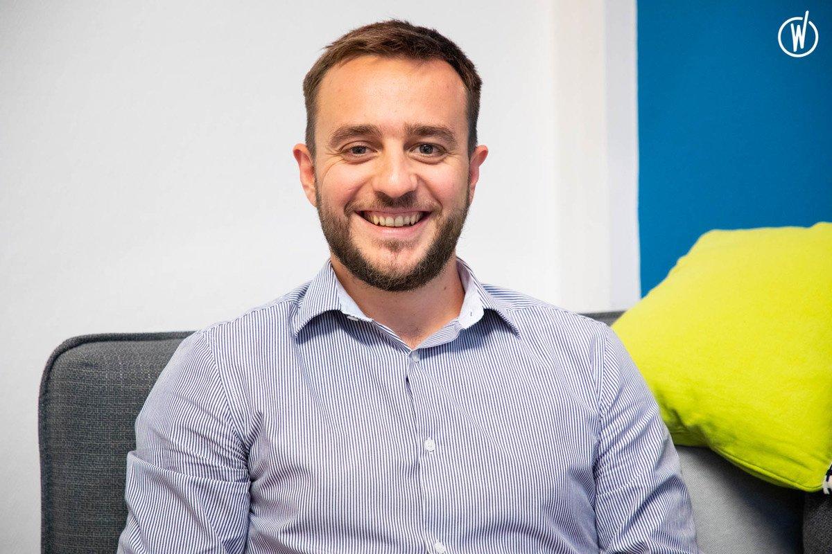 Rencontrez Kevin, Project Manager Équipe Moyens de Paiement - Limonetik - a Thunes Company
