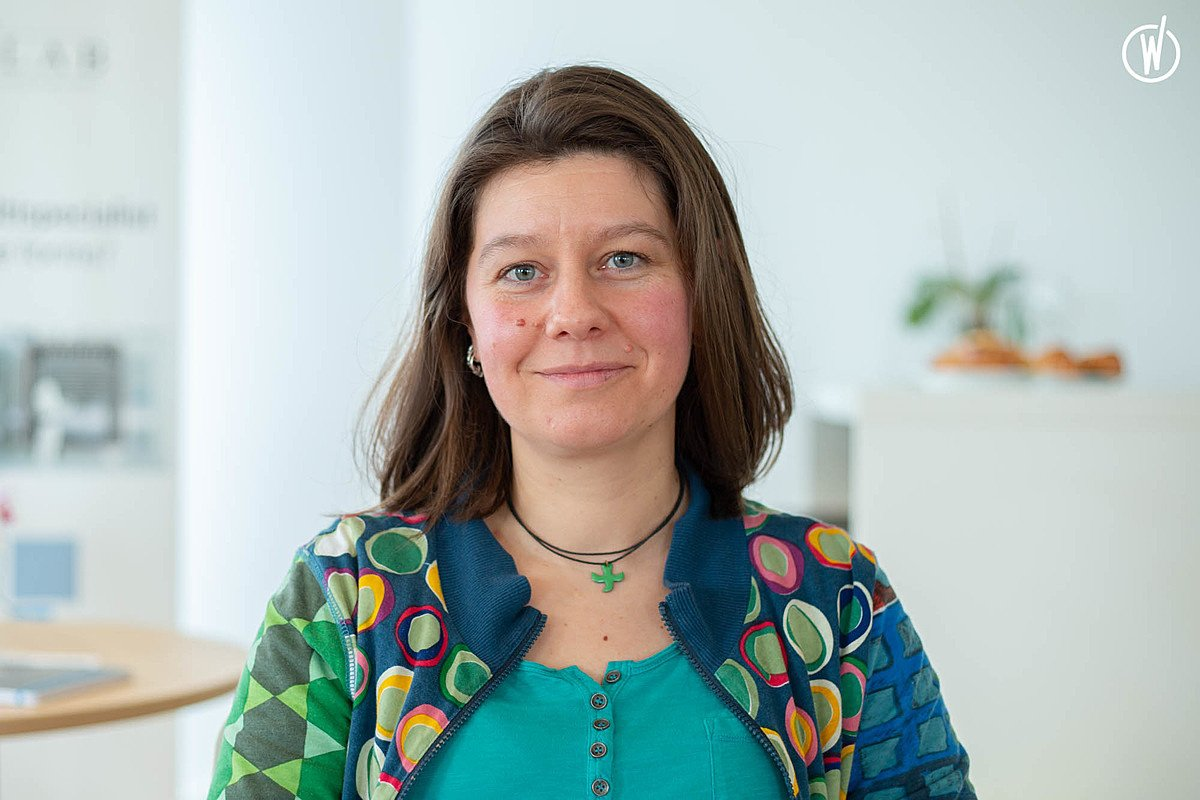 Meet Emilie, Health and safety/training coordinator - Groupe Synerlab