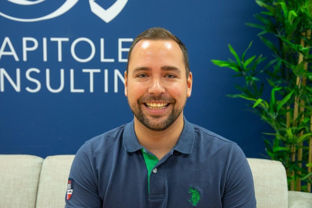 Conoce a Antonio, Consultor senior : Team Lead and Manager - Capitole Consulting
