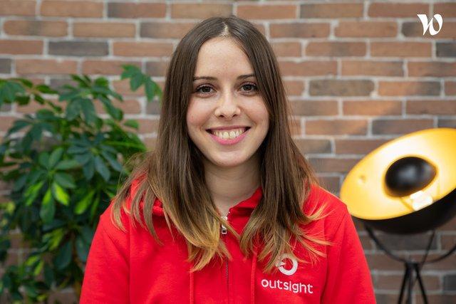 Rencontrez Elise, Ingénieur Optique - Outsight