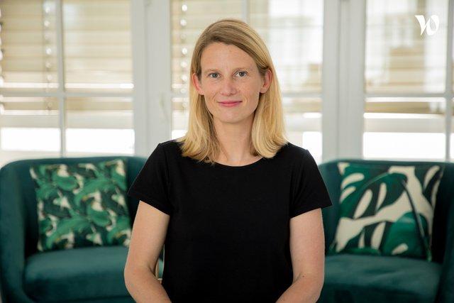 Rencontrez Aude, Directrice des Opérations - Livi