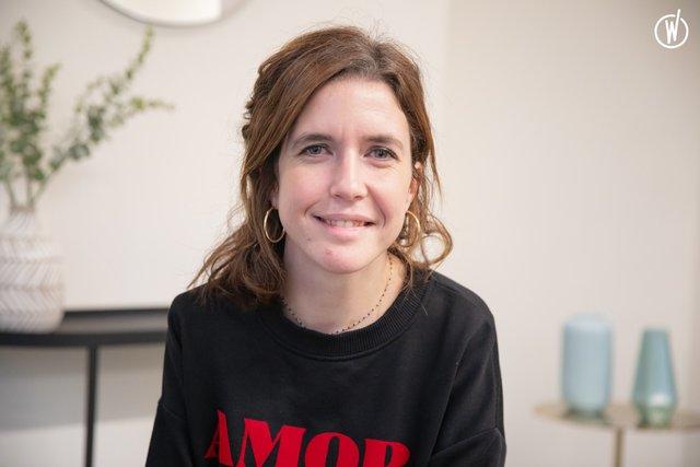Rencontrez Barbara, Head of Partnerships - Pixpay
