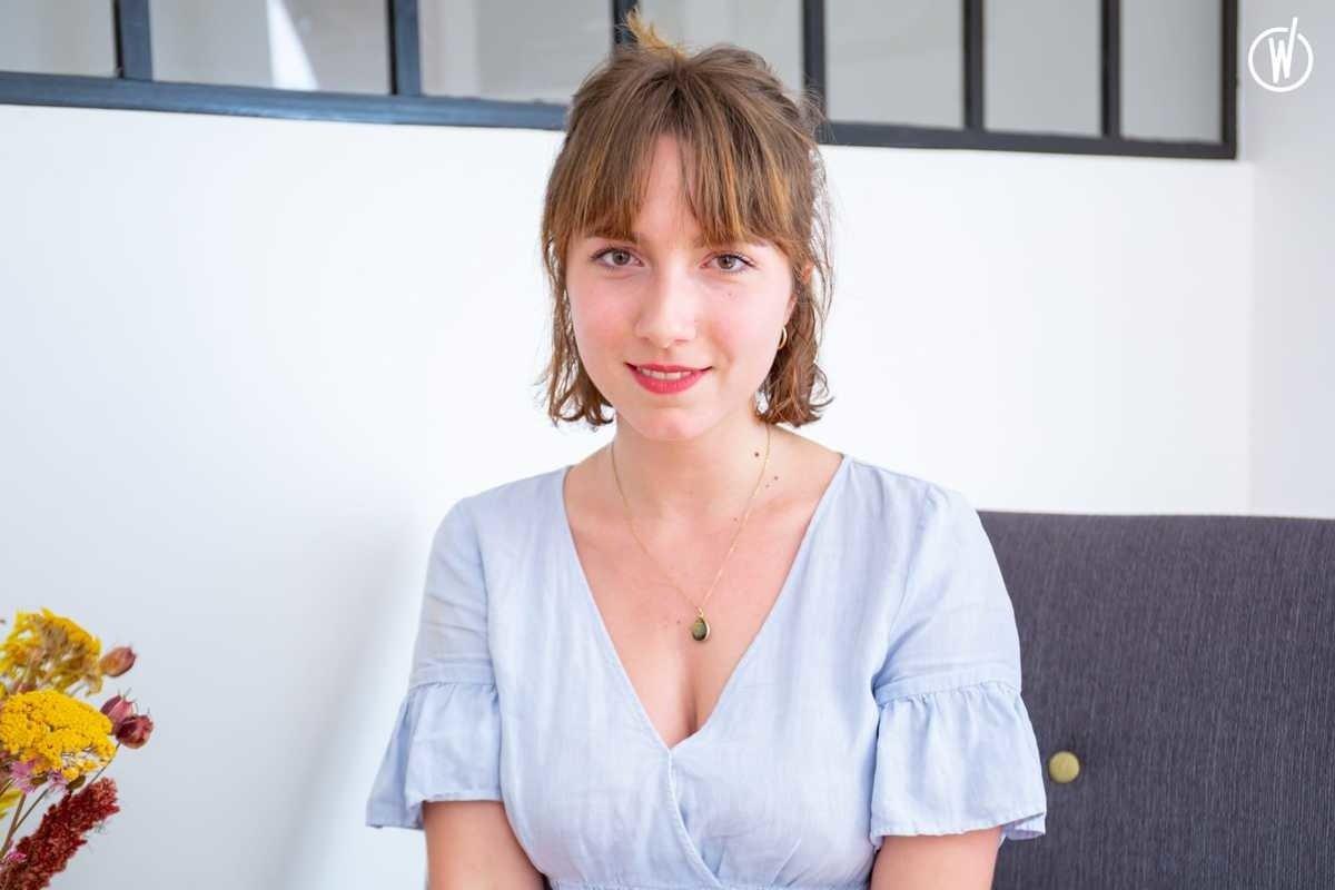 Rencontrez Tiphaine, Lead Business Developer - GuestViews