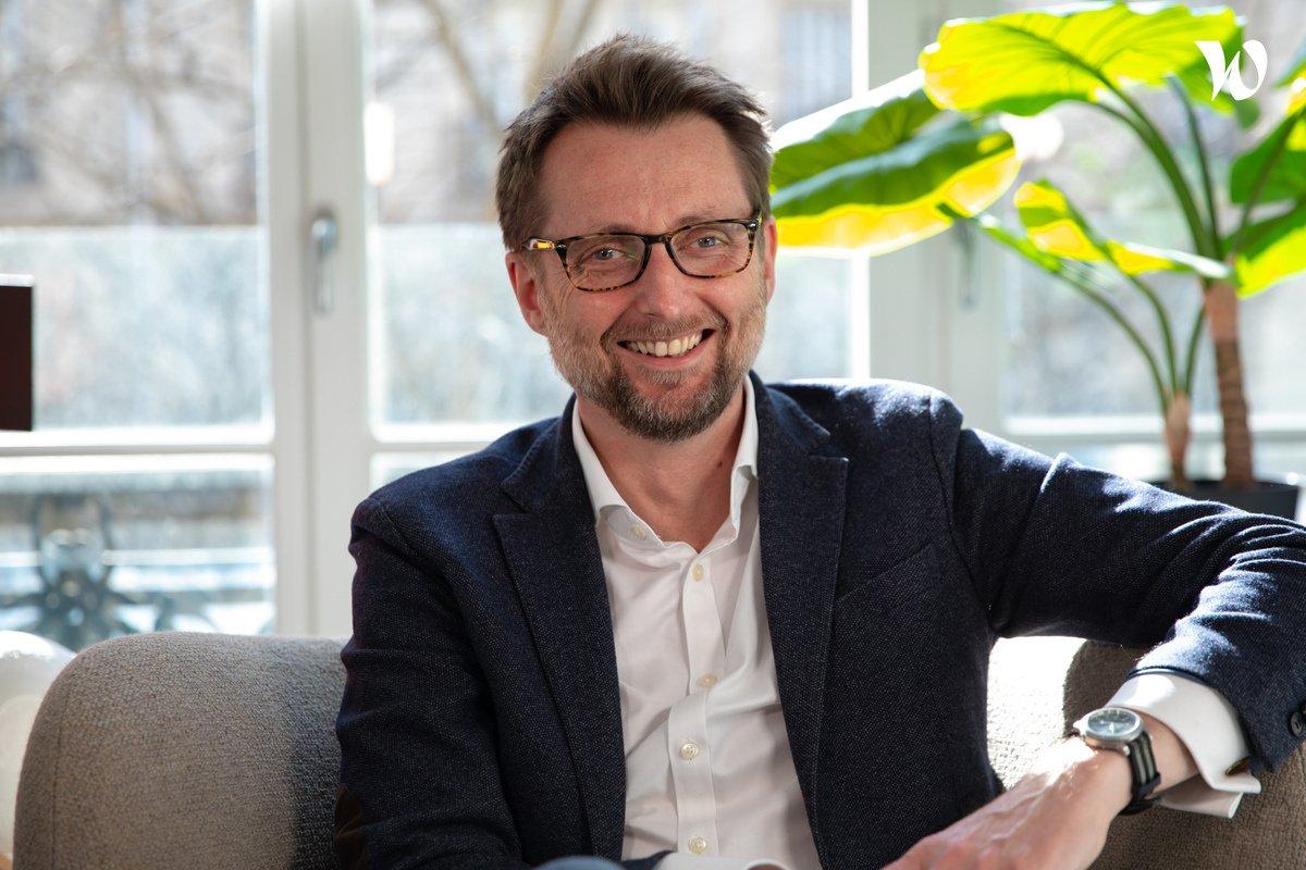 Rencontrez William Brown, Head of Key account Manager - OCUS