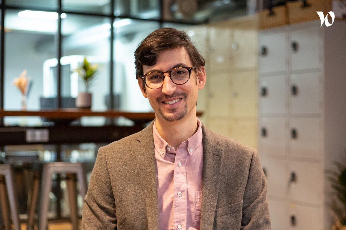 Rencontrez Guillaume, CEO & co fondateur - Reech