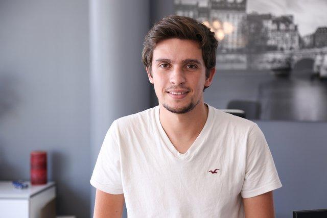 Rencontrez Baptiste, Chargé de Marketing - monemprunt.com