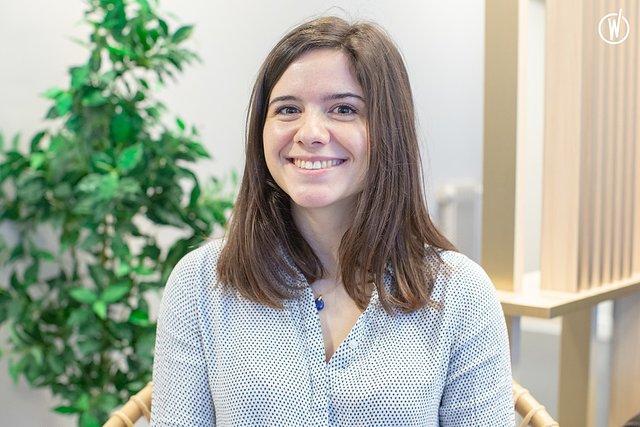 Rencontrez Camille, Consultante - Conseils-Plus