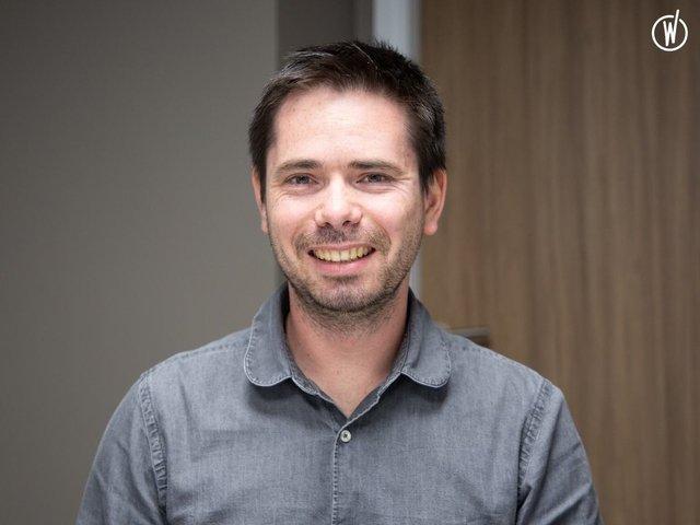 Rencontrez Benjamin, Ingénieur R&D - les couleurs du numérique
