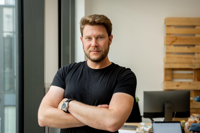 Martin Jareš, CEO - Foxdeli