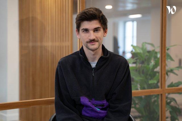 Rencontrez Matthieu, CTO & Co-founder - Modjo
