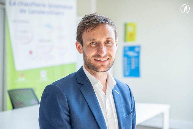 Rencontrez Jeremy, Ingénieur Commercial Développement - ENGIE Groupe