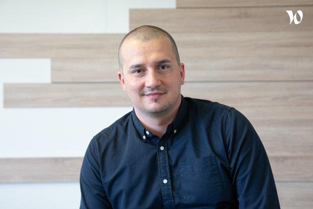 Rencontrez Olivier, Responsable des opérations - Waste Marketplace