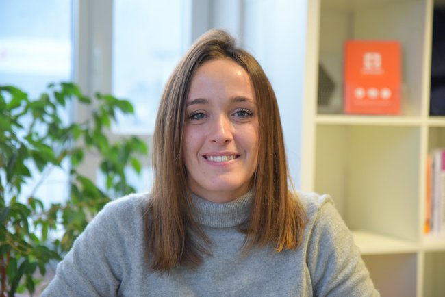 Rencontrez Léa, Chargée de Marketing Digital & Product Manager - Parkopoly