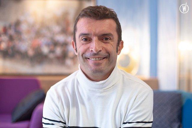 Rencontrez Patrice, Responsable Services et Solutions - GS1 France