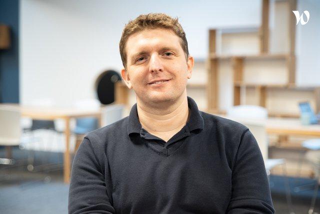 Rencontrez Julien, CTO (Co-founder) - Ioga