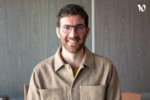 Rencontrez Guilhem, Directeur technique - Eco-Tech Ceram