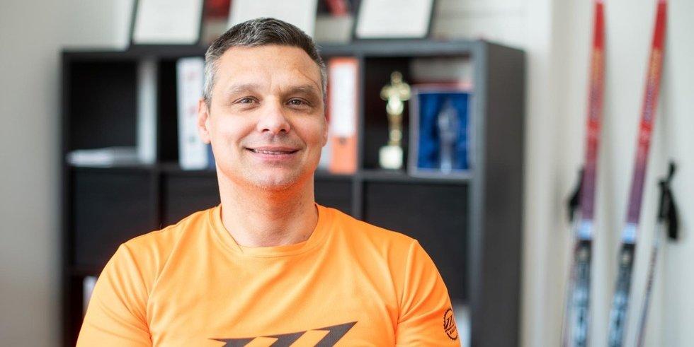 Heřman Volf, CEO - Cesta za snem