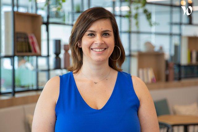 Rencontrez Laure, Responsable de Pôle Clients - Médiaperformances