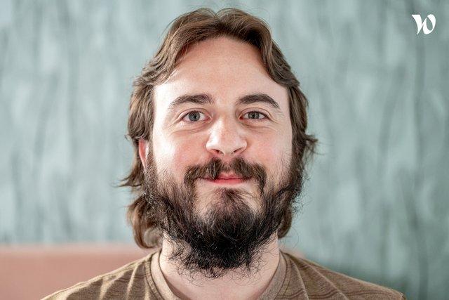Rencontrez Matthias, Développeur Fullstack - Sancare