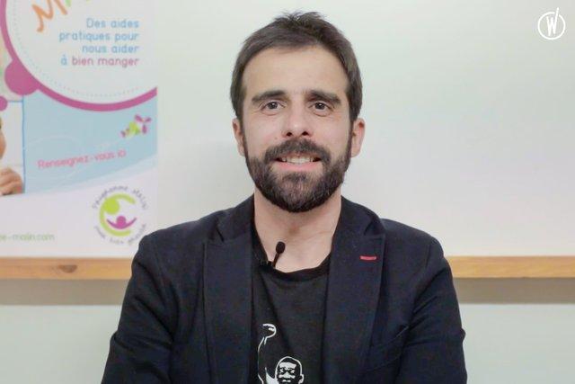 Rencontrez Benjamin, Directeur - Programme Malin