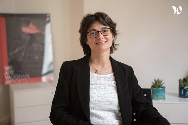 Rencontrez Stéphanie, Avocat directrice en droit social - VAUGHAN AVOCATS
