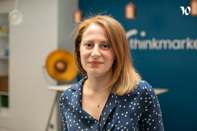 Rencontrez Faroudja, Manager - Thinkmarket