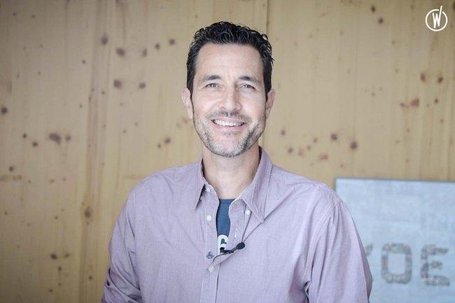 Rencontrez Bertrand, DG - Koezio